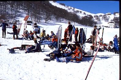 Avviamento allo sci 2012