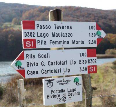 Nebrodi, completati 70km del Sentiero Italia