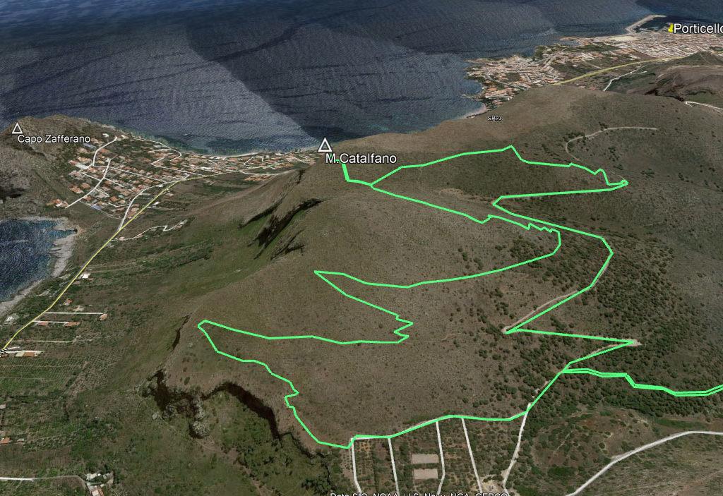 Monte Catalfano – domenica 19 maggio