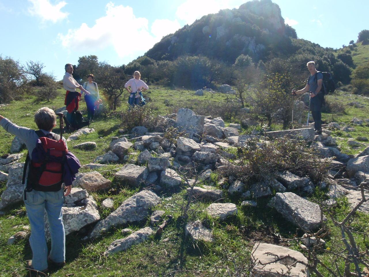 Gita a Monte San Calogero