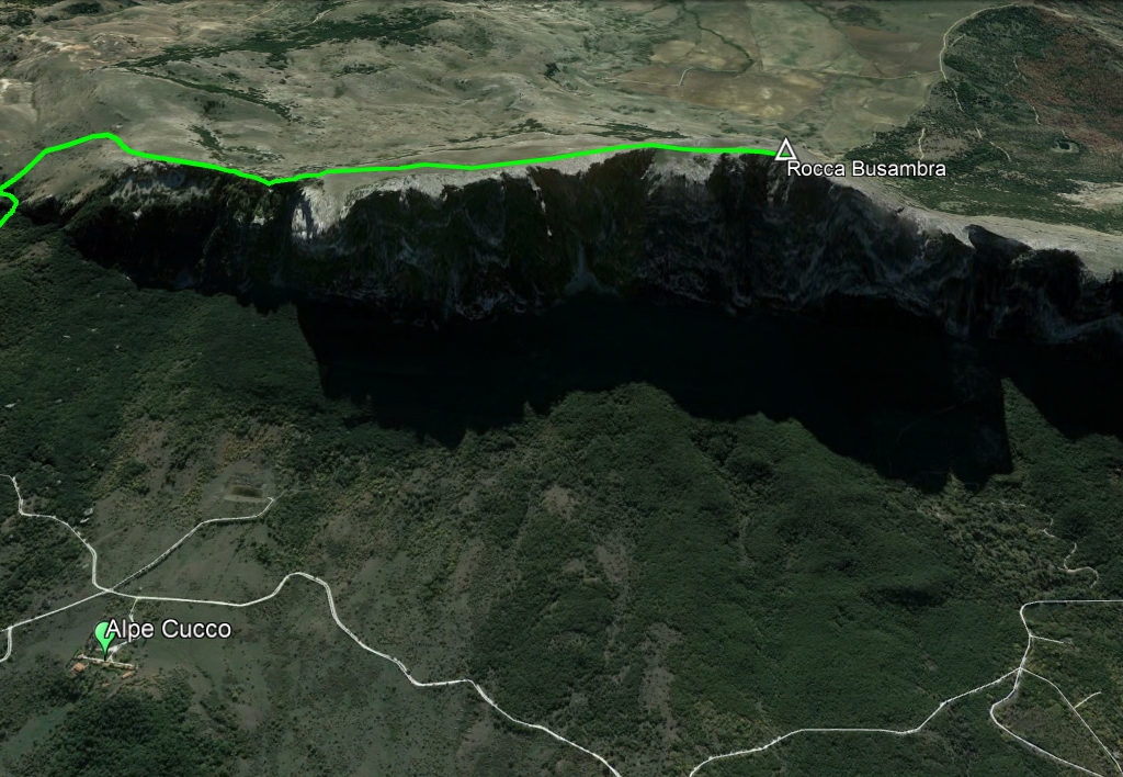 Rocca Busambra – domenica 24 marzo