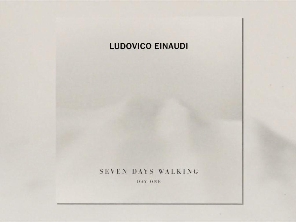 Camminando con Ludovico Einaudi