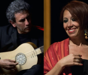 Paolo Rigano e Debora Troìa